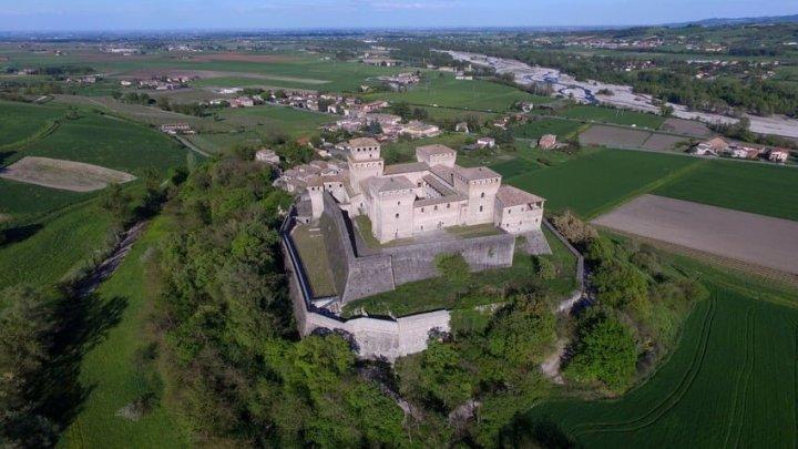 Il Castello di Torrechiara in Emilia Romagna