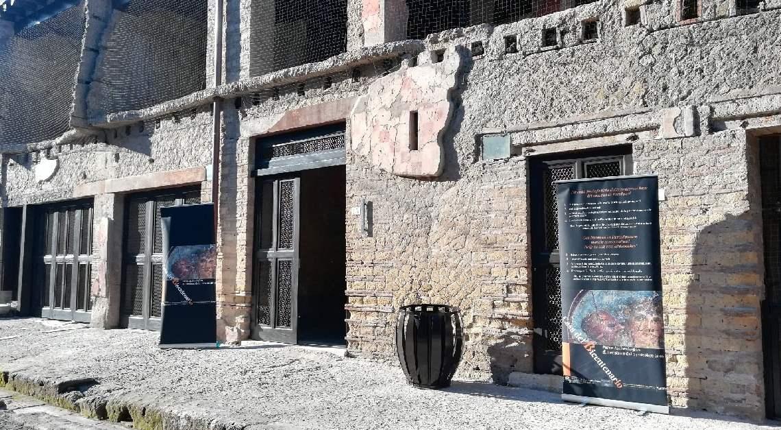 Dopo 30 anni riapre la Casa del Bicentenario a Ercolano