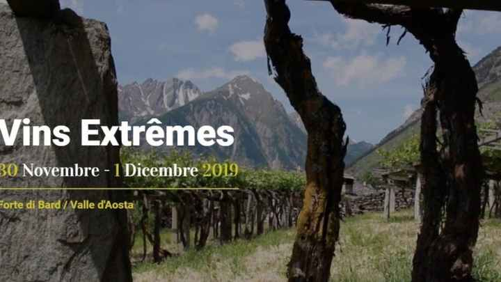 Vins Extremes 2019 al Forte di Bard