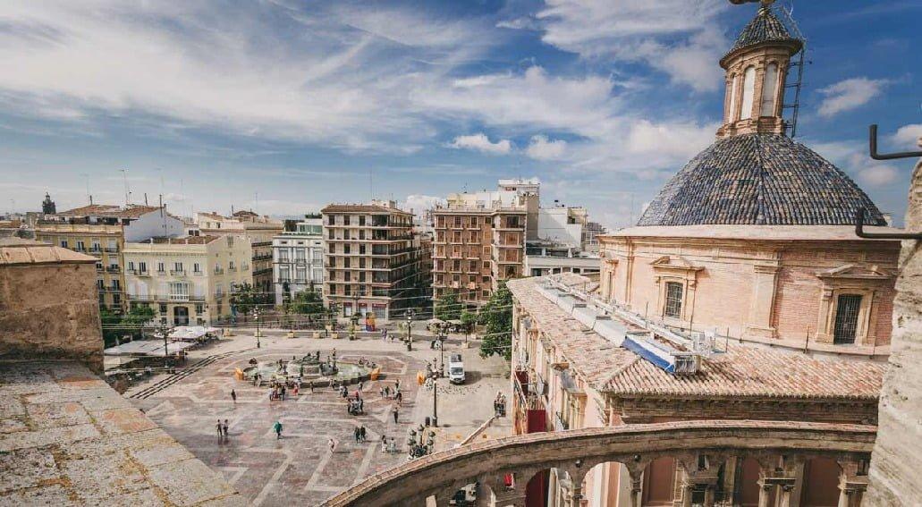 Valencia: la città più amata dagli italiani dove trascorrere il week end