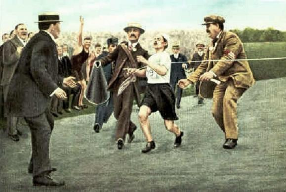 Verso le Olimpiadi: Londra 1908