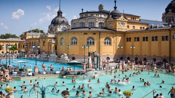 Il mondo delle terme: Budapest, le terme più grandi del mondo