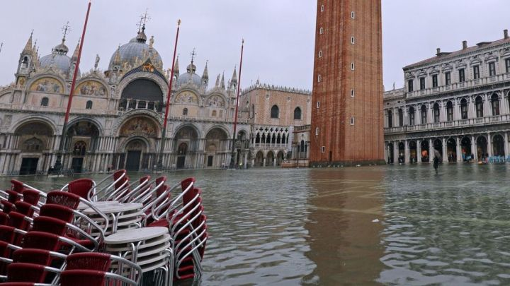 Presentato il progetto per proteggere piazza San Marco dagli allagamenti