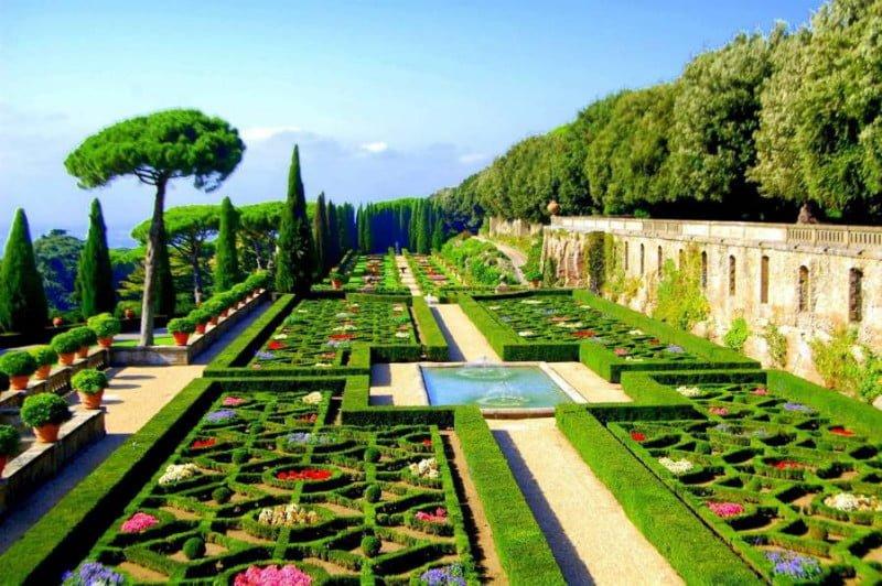 I giardini più belli: Giardini Vaticani