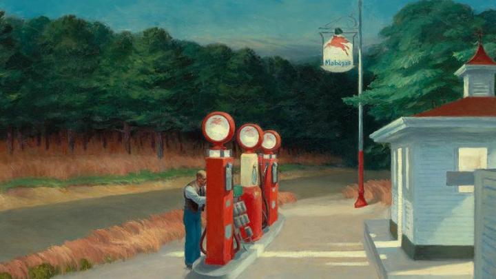 Edward Hopper a Basilea
