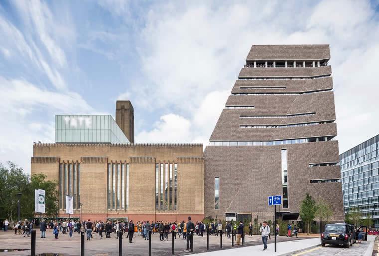 La bellezza della Tate Modern di Londra
