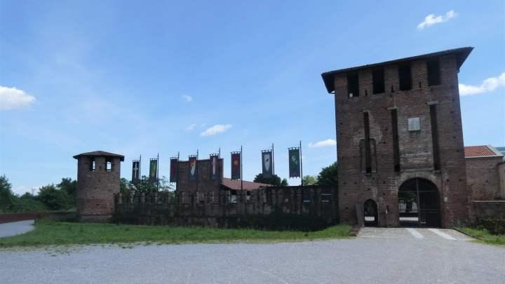 Il grande castello di Legnano