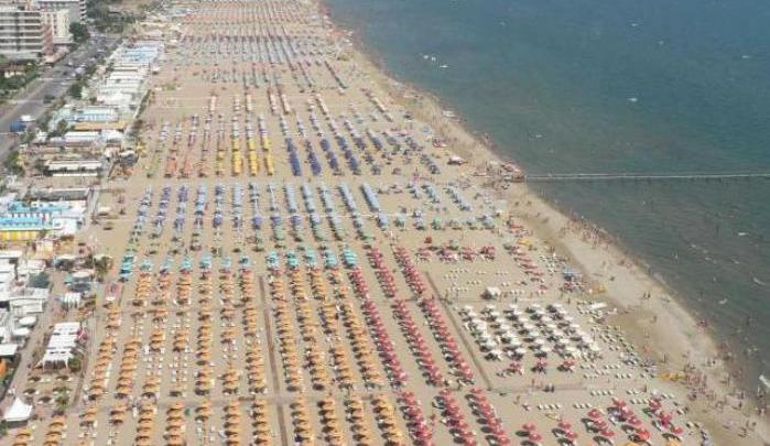Le spiagge più belle: Rimini