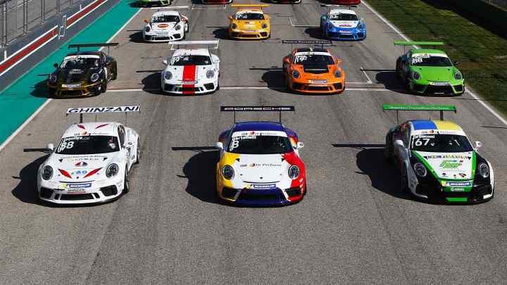 Porsche Carrera Cup Italia 2020