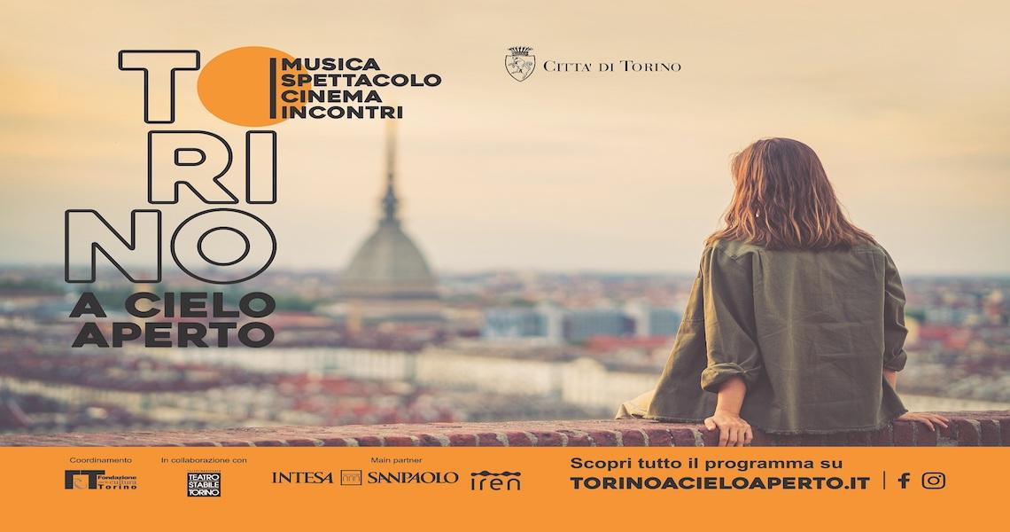 Torino a Cielo Aperto: ricco cartellone di eventi culturali e ricreativi diffusi su tutto il territorio. IL VIDEO