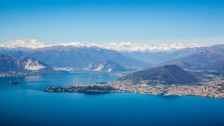 Trema la terra sulle sponde del Lago Maggiore