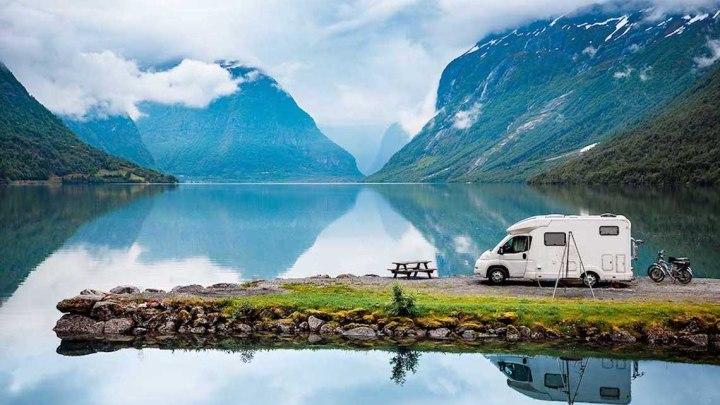 Settembre è il mese perfetto per una micro vacanza in Camper