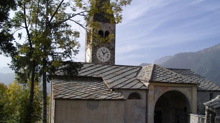 Elva, piccolo borgo del Cuneese