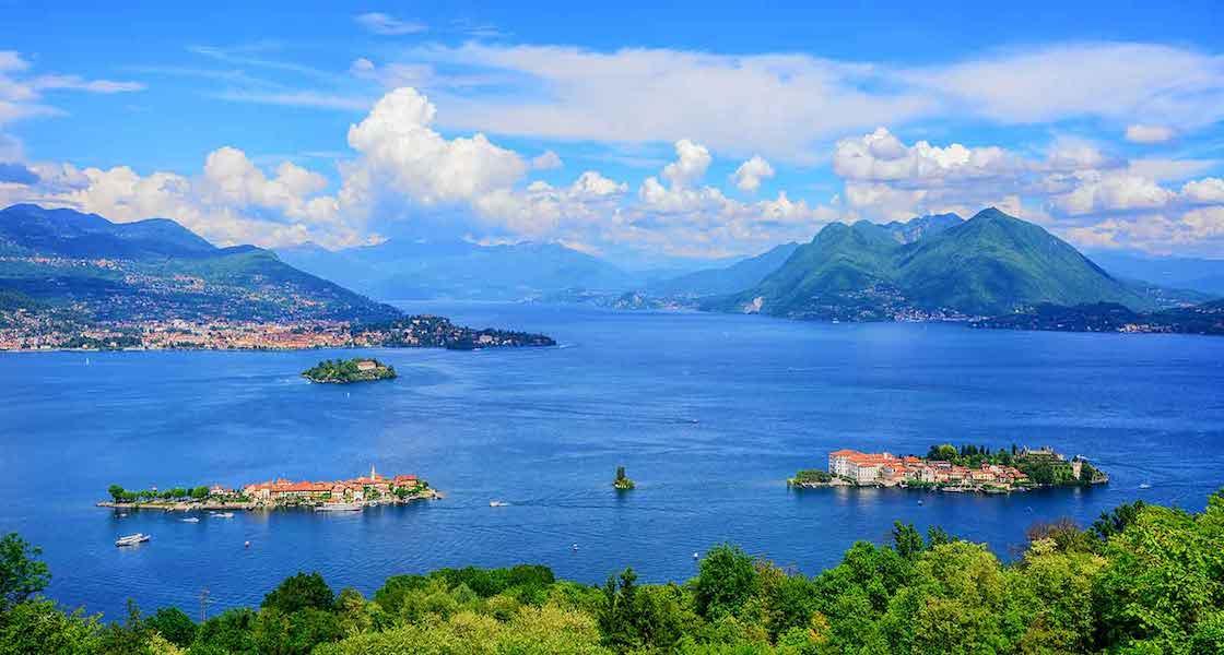 Il Lago Maggiore e di Mergozzo