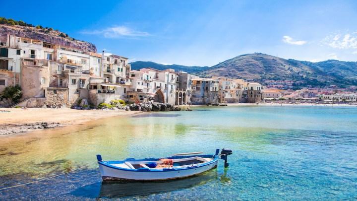 In Agosto gli italiani scelgono il bel paese…