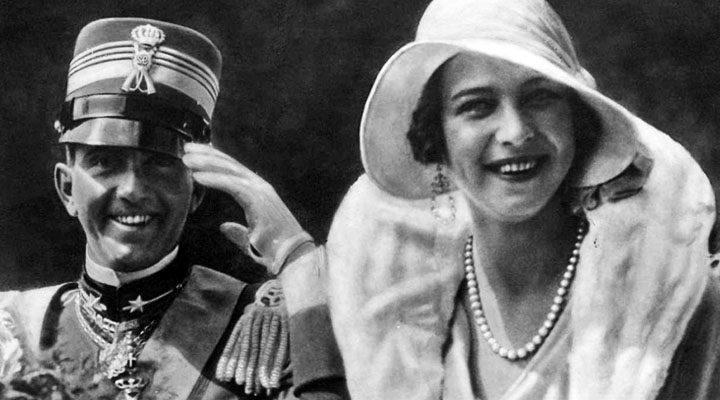 Umberto II, il re di maggio