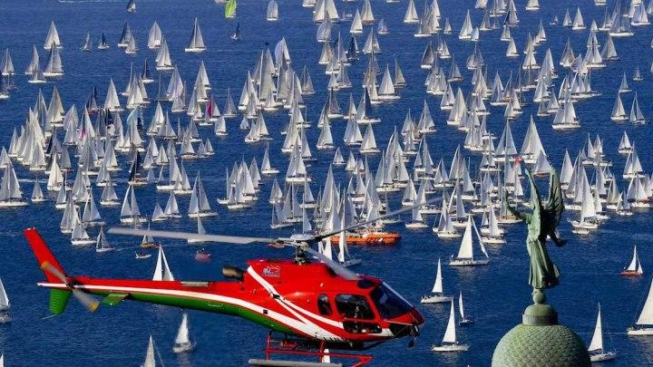 Sospesa la 52esima edizione della Barcolana: la regata più grande del mondo