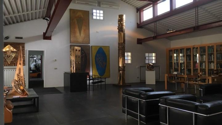 A partire dal 25 ottobre 2020 la Fondazione Arnaldo Pomodoro inaugura le visite guidate Open Studio