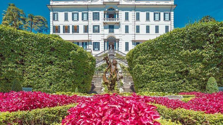 Buongiorno da…Villa Carlotta