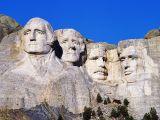 Il monte Rushmore, simbolo dell'America
