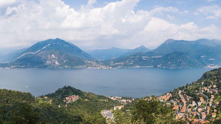 Lago di Como, set a cielo aperto per il film che racconta il delitto Gucci con Lady Gaga