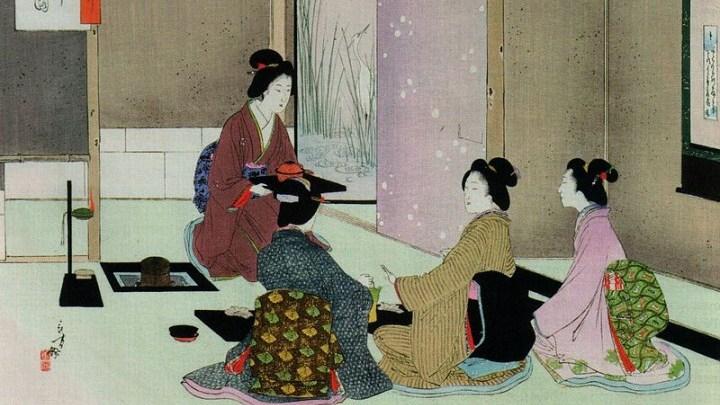 Verso Tokyo 2021: La cerimonia del tè
