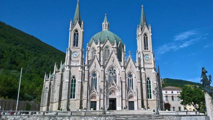Il santuario molisano di Castelpetroso