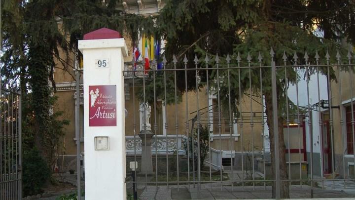 L'istituto alberghiero Artusi di Casale Monferrato