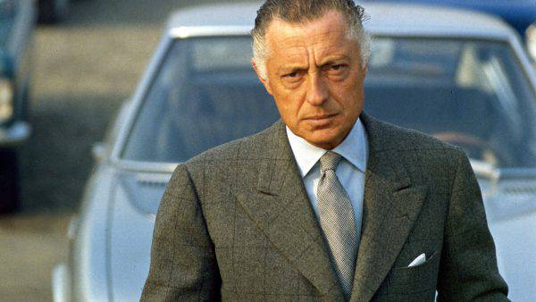 Gianni Agnelli, l'Avvocato della Fiat