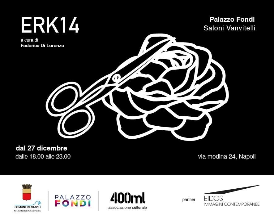 Oggi inaugura Erk14: in mostra a Napoli tra neo-pop e concettuale