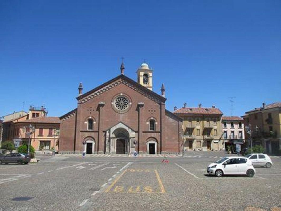 La chiesa parrocchiale di Castelnuovo Scrivia