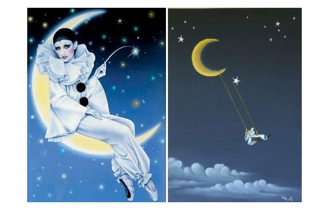 Pierrot, candido come la Luna