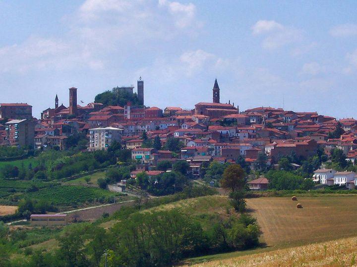 La chiesa di Santa Maria Nuova a Lu Monferrato