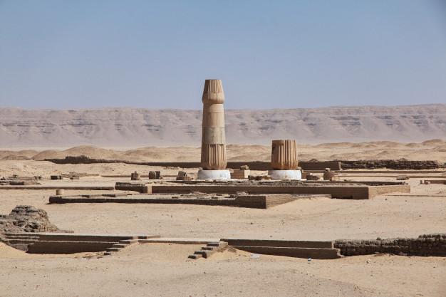 Amarna, la capitale del Sole