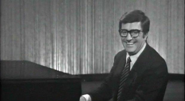 Lelio Luttazzi, creatore della radiofonica trasmissione Hit parade