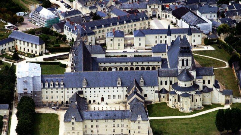 L'abbazia del re a Fontevraud