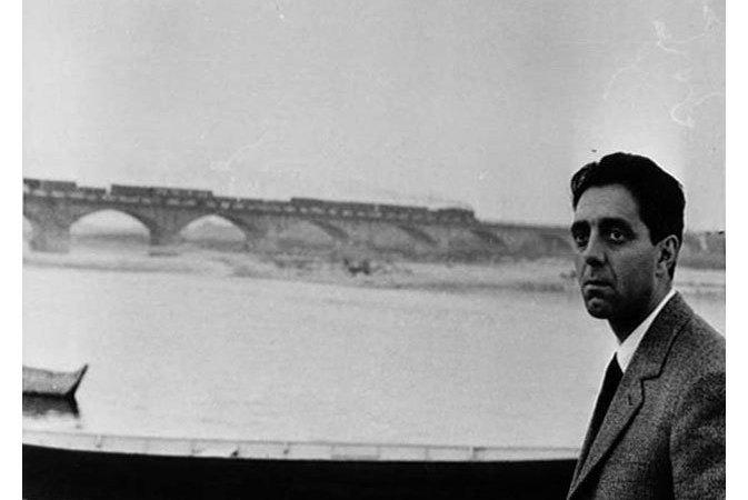 Lucio Mastronardi, raccontare l'Italia del boom