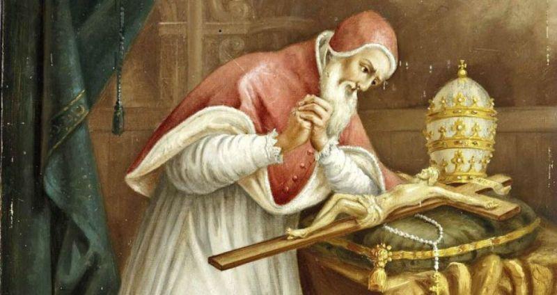 Pio V, Papa coraggioso
