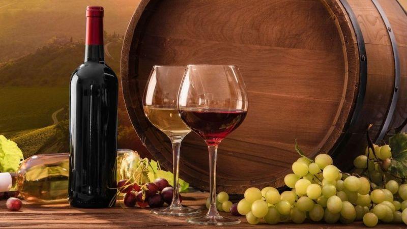 Crolla del 20% il consumo di Vino italiano all'estero