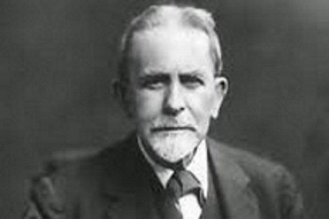 James George Frazer, in cerca del ramo d'oro