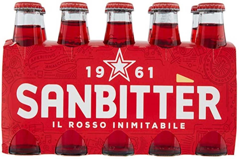 Buon compleanno SANBITTÈR: il primo aperitivo analcolico italiano