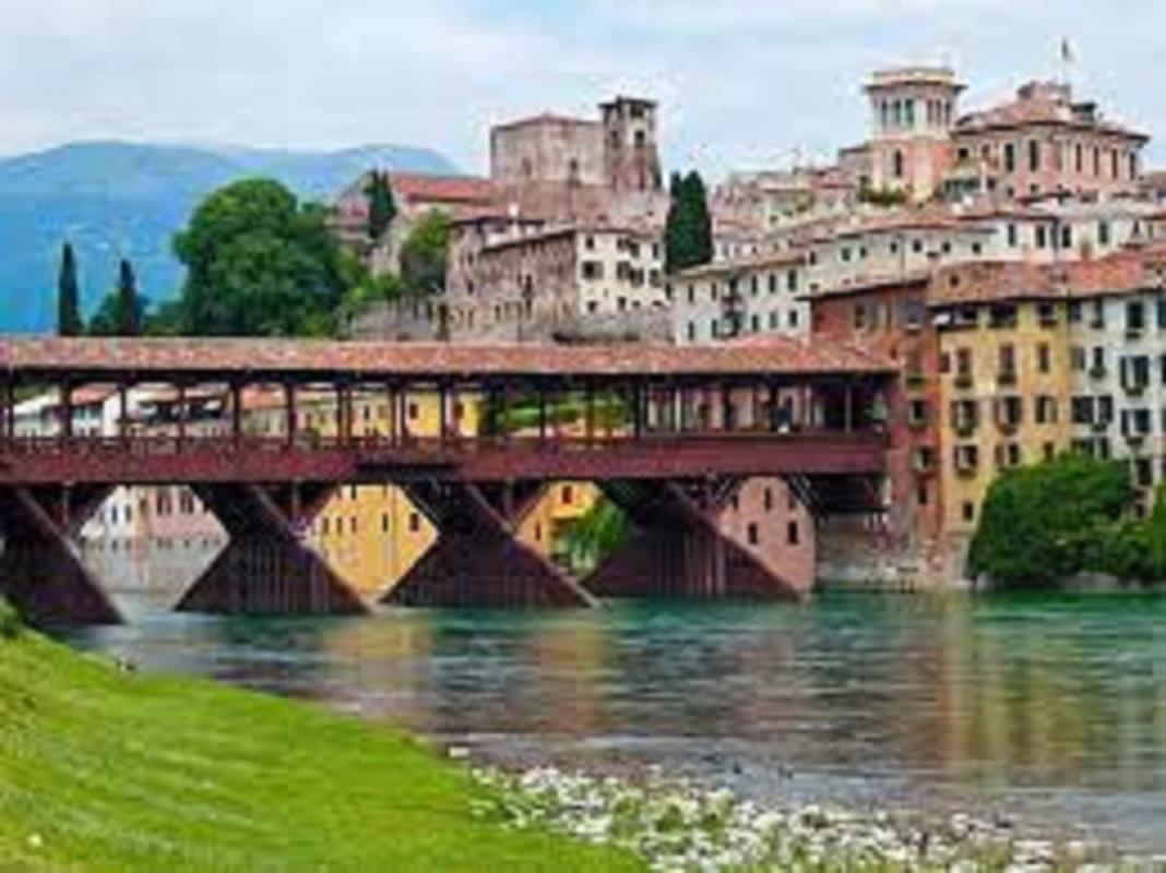 Il Ponte Coperto di Bassano del Grappa