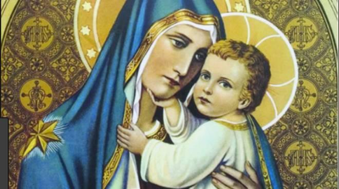 Il culto della Madonna del Carmelo
