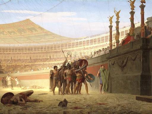 La storia dei gladiatori a Napoli
