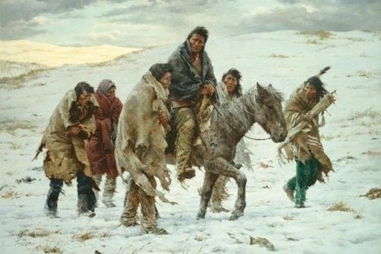 Capo Giuseppe, in fuga verso il Canada