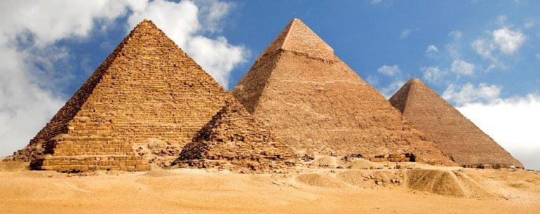 Storie del passato del mondo: Il faraone Cheope
