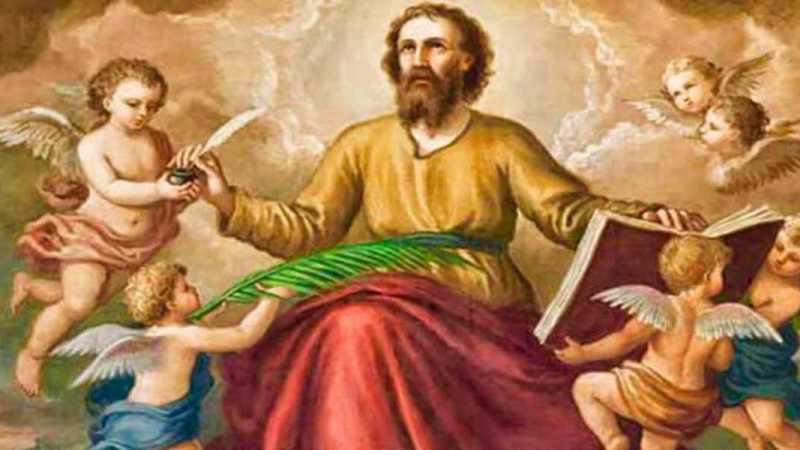 San Matteo, il primo evangelista