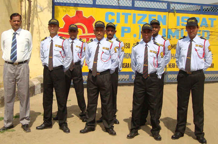 Delhi Personal Officer Ncr Security Job