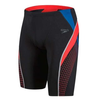 Speedo Fit Splice Jammer Rood