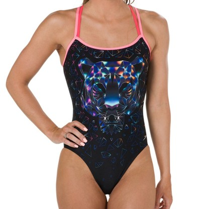 Speedo Diamondize Double Crossback